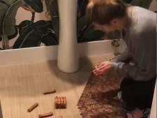"""""""J'ai peut-être fait une grosse erreur"""": cette Américaine n'aurait pas dû opter pour un plancher en pièces de monnaie"""
