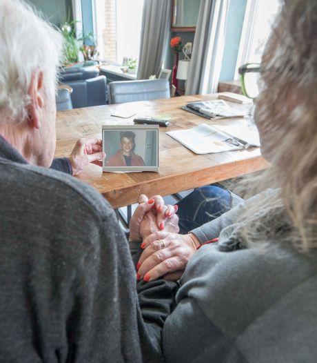Vader Chris van der Linden opgelucht met negen jaar cel voor moord met usb-kabel; 'We hebben dit voor Joost gedaan'