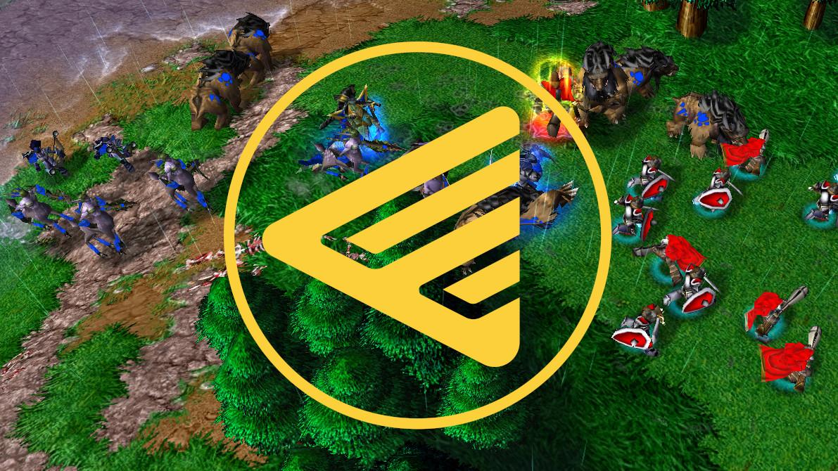 De Duitser Remo Rimmel sloot zich zeven jaar geleden aan bij de organisatie Back2Warcraft. De organisatie organiseert en zendt toernooien uit van het 19 jaar oude spel Warcraft 3.