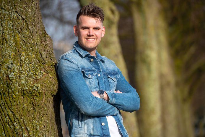 Florian Beltman: ,,VVZA zal altijd mijn cluppie blijven, maar bij Amsvorde voel ik me ook heel erg thuis.''