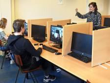 Van rondleiding tot gastles: Britse studenten 'bezoeken' Reynaertcollege met alles erop en eraan