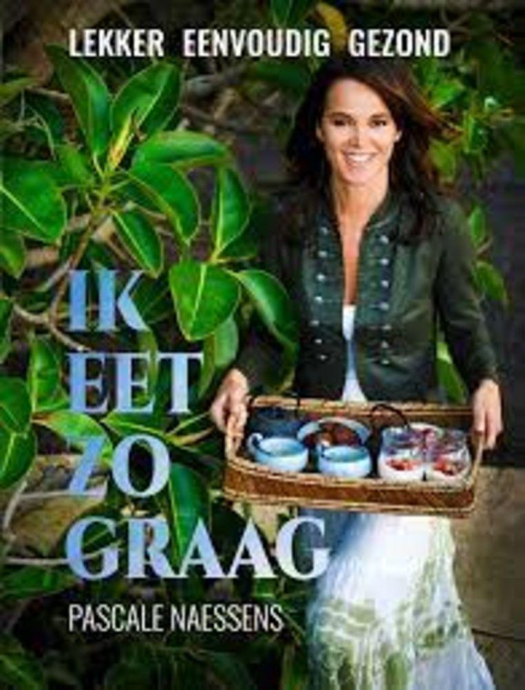 Pascale Naessens, 'Ik eet zo graag', uitgeverij Lannoo Beeld Naessens
