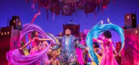 Deze acteurs spelen Aladdin en Jasmine in de nieuwe Aladdin-musical