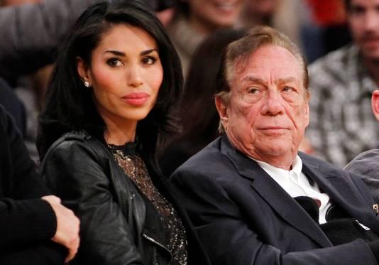 Clippers-eigenaar Donald Sterling.