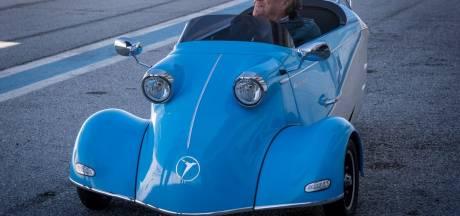 Een van de grappigste autootjes ooit keert terug: dit is de nieuwe Messerschmitt