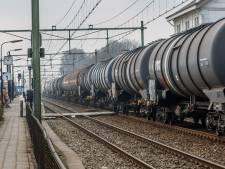 Langere goederentreinen zorgen voor nieuwe onrust in Oisterwijk, Rijen en Dorst