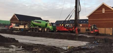 Bouw 44 goedkope huurwoningen op Veenderij in Veenendaal is begonnen