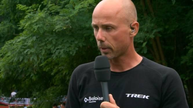 """Papa Sven apetrots op Thibau Nys na gouden plak op EK voor beloften: """"Dit biedt heel veel perspectief"""""""