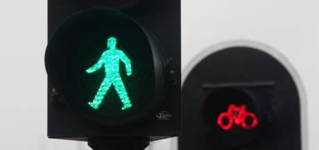 'Waarom zijn er aparte verkeerslichten voor voetgangers en fietsers?'