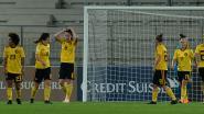 Geen WK voor Red Flames: België drijft Zwitserland tot het uiterste maar blijft steken op 1-1-draw