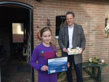 Jongeren in Rivierenland krijgen een lintje: Lucas (12) helpt bij de molen en Mare (9) is mantelzorger van haar vader