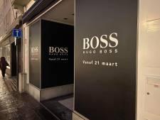Parallax wordt na dertig jaar een Hugo Boss-winkel