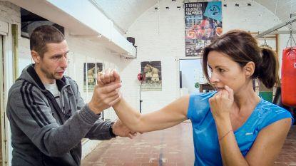 Achter de schermen bij 'Boxing Stars': Bieke Ilegems is een perfectionist