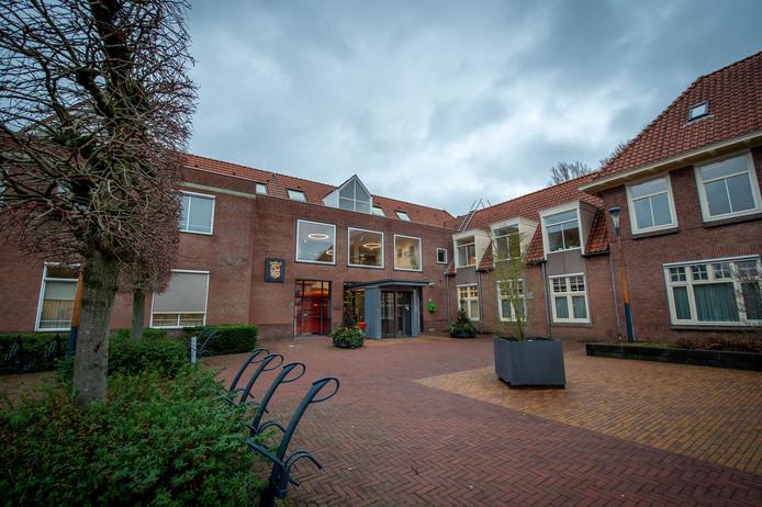 Het gemeentehuis van Beuningen.