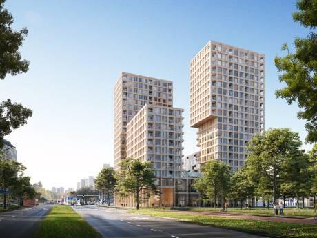 Dit gebied moet één van de Rotterdamse stadsharten worden