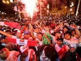 Dolle vreugde in Peru na bereiken WK