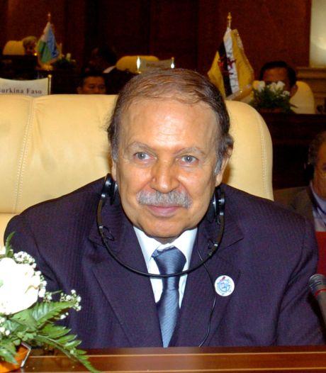 Oud-president Bouteflika (84) van Algerije overleden