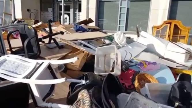 """Sluikstort van een meter hoog aan appartementsblok Windekind: """"Ze komen van heel Gent"""""""