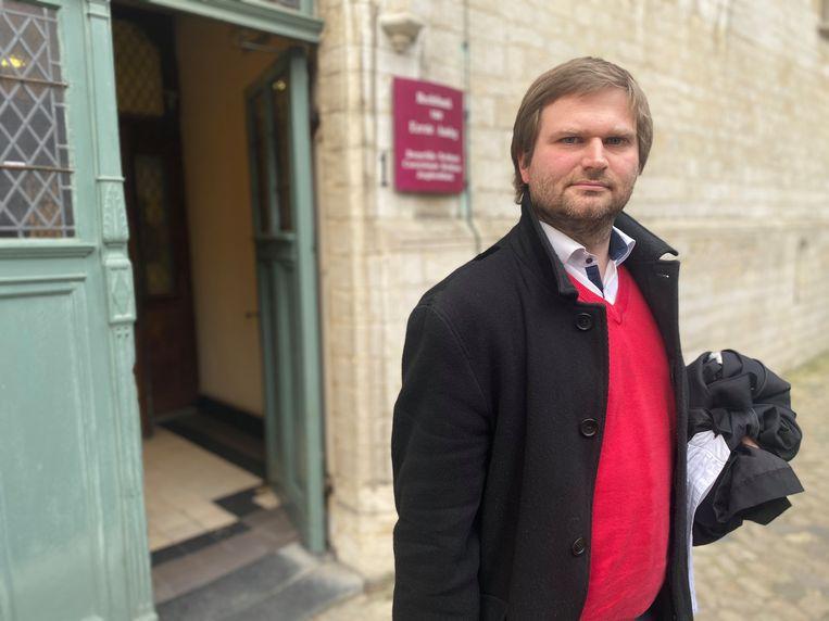 MECHELEN - Advocaat Bart Vanmarcke