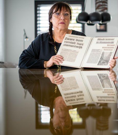 """Lieve overleefde nipt bomaanslag in Antwerpse diamantwijk, na 40 jaar praat ze voor het eerst: """"Koningin Fabiola zei aan mijn ziekenhuisbed dat ik een goede engelbewaarder heb"""""""