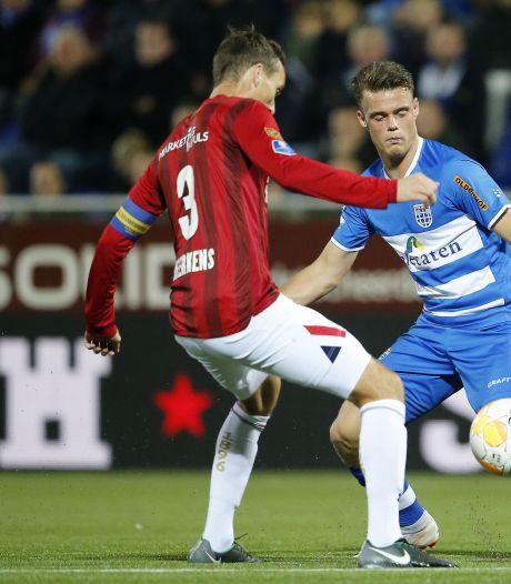 Willem II-captain Heerkens na eerste overwinning sinds eind augustus: 'Heel bizar potje'
