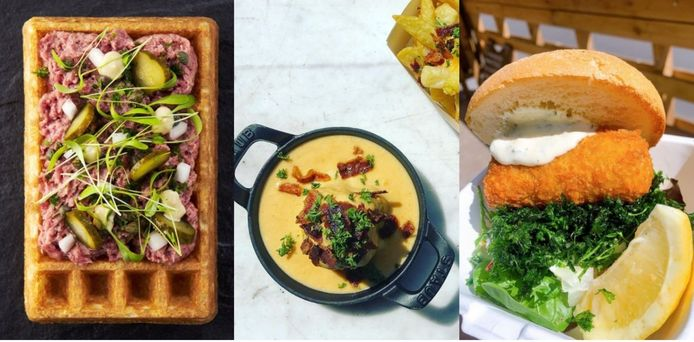 De la croquette aux crevettes aux boulettes, il y en a pour tous les goûts!