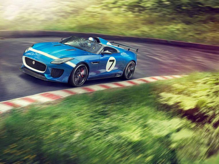 null Beeld Facebook Jaguar