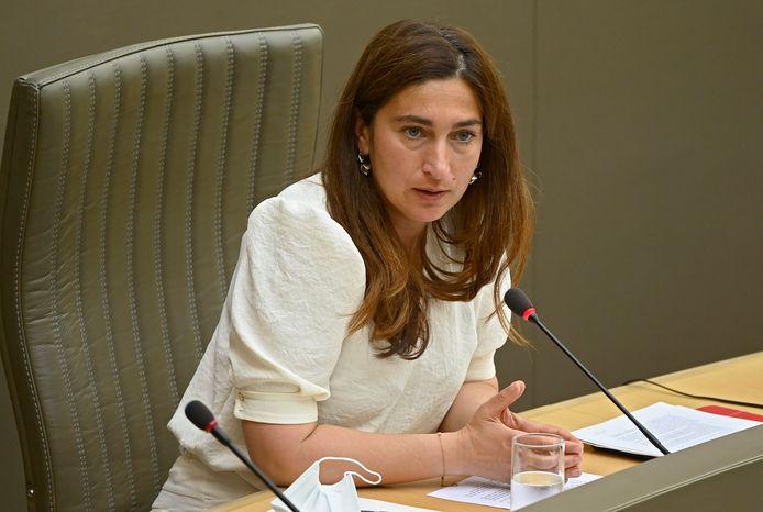 Minister Zuhal Demir (N-VA).
