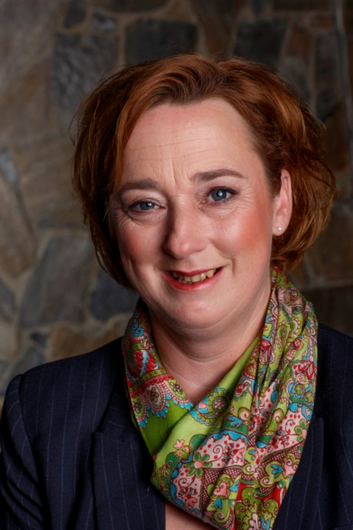 Raadslid Pauline Joosten van Moerdijk Lokaal.