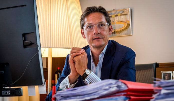 Leefbaar Rotterdam-leider Joost Eerdmans.
