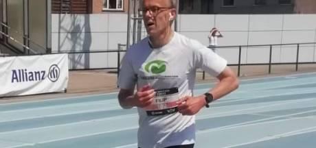 Schepen Watteeuw loopt halve marathon 10 minuten sneller dan burgemeester De Clercq (maar de eindsprint is pas in 2024)
