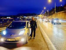Olieland Noorwegen gaat elektrisch: 'Je bent gek als je hier nog op benzine rijdt'
