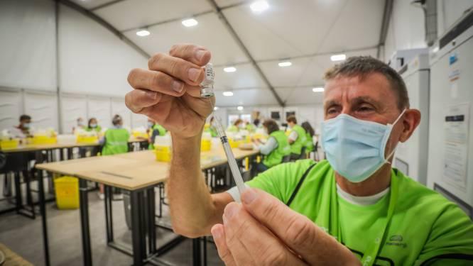 Nog 206.000 Vlamingen te gaan: in deze vaccinatiecentra zijn al alle inwoners uitgenodigd voor hun vaccinatie