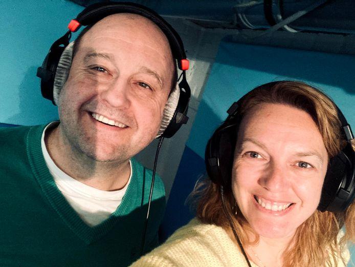 Luck en Sofie gingen enkele maanden geleden van start met hun podcastreeks over geluk.
