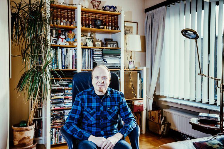 Wim Wilri: 'De oproep van de premier deze week, dat is communicatie gericht op de jaren stillekes.' Beeld © Stefaan Temmerman