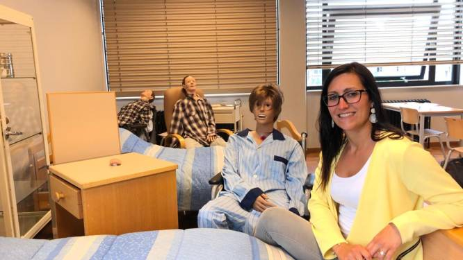 """Leerkracht uit PISO Tienen maakt kans op titel 'Leraar van het Jaar' """"Ik maak dankbaar gebruik van 10 jaar ervaring uit mijn andere job"""""""