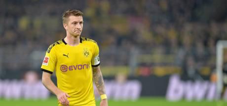 Dortmund zonder aanvoerder Reus naar Milaan
