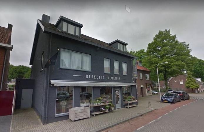 Berkdijk Bloemen aan de Berkdijksestraat in Tilburg