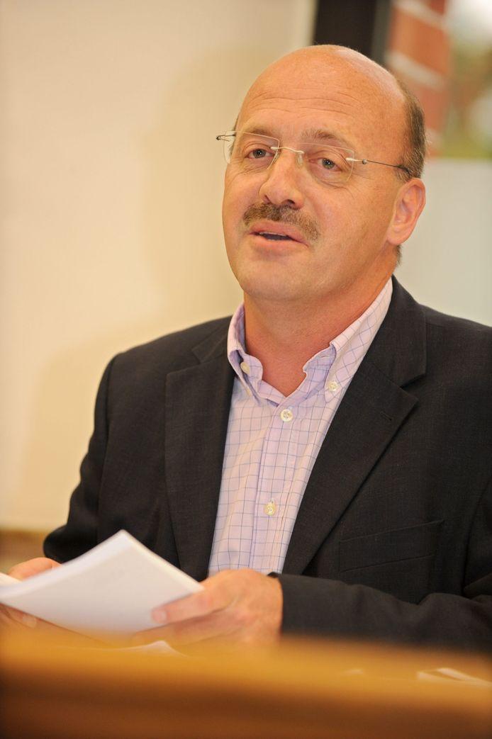 Oudminister van Sociale Zaken Didier Donfut.