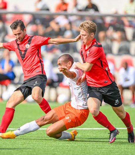 TEC lijdt bij AFC eerste nederlaag en is koppositie al weer kwijt
