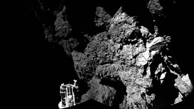 Niemand weet waar komeetlander Philae is