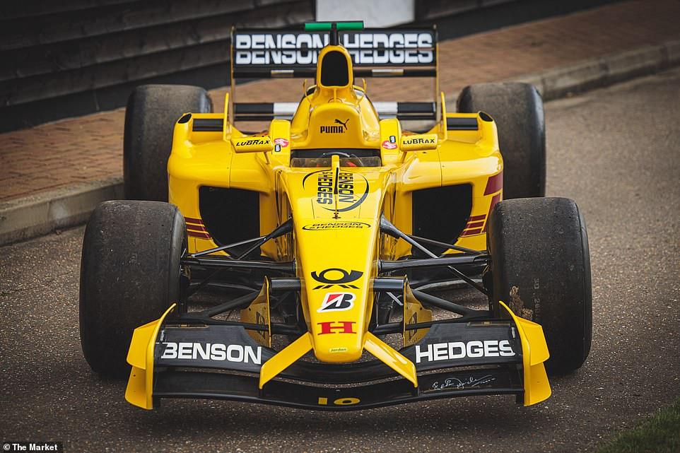 Formule 1-auto