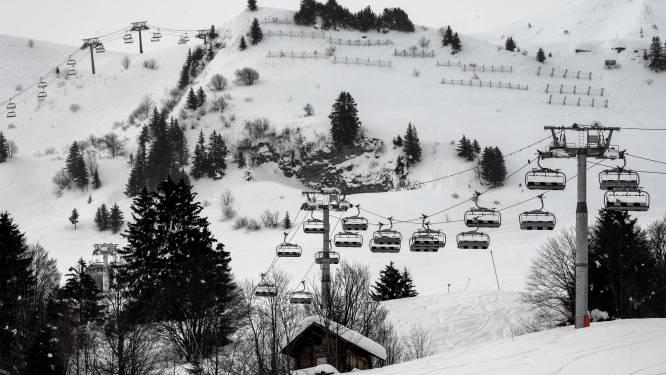 Streep door skivakanties: pistes blijven langer dicht