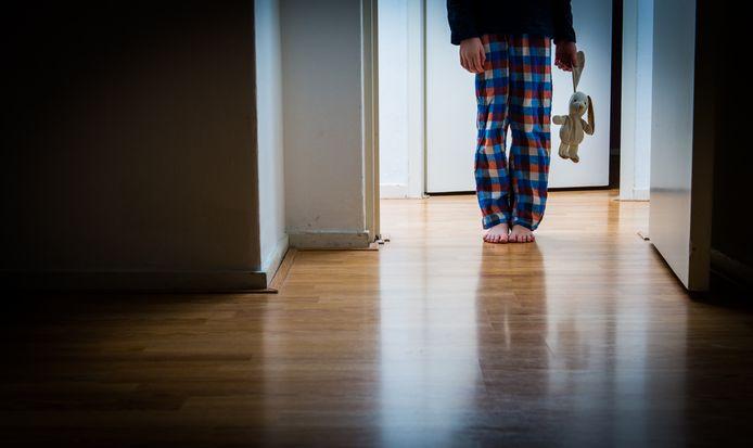 """,,Ik drong met praten niet tot hem door en toen heb ik hem de trap op gebonjourd. Met een tik tegen de billen"""", zegt een 40-jarige vader uit Groenlo over vermeende mishandeling van zijn 11-jarige zoontje. Foto ter illustratie."""