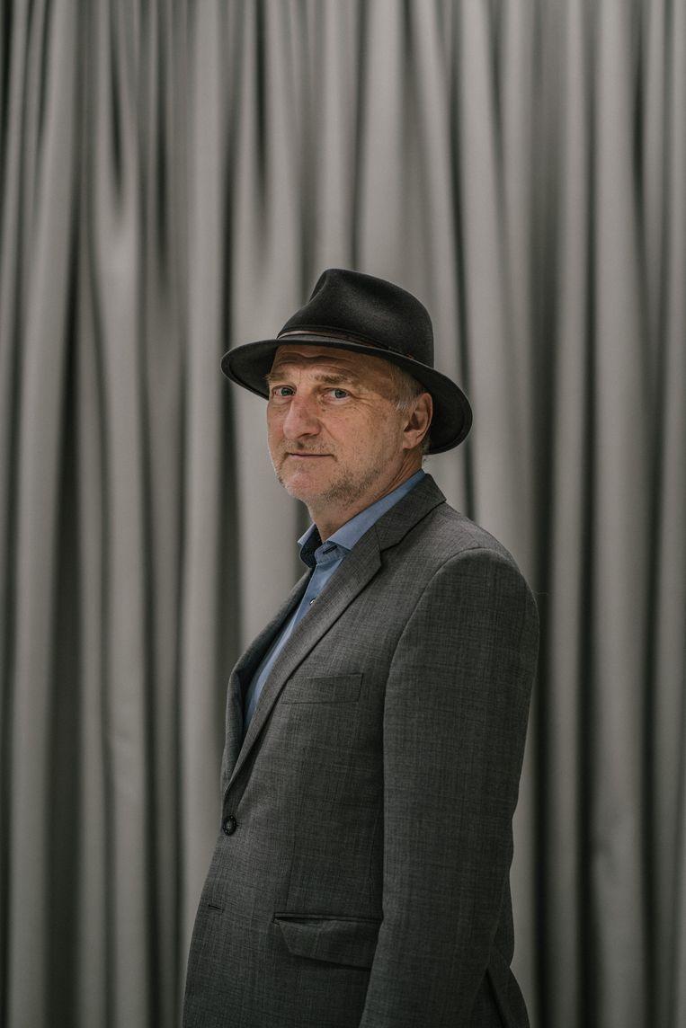 Freddy Mortier, hoogleraar ethiek aan UGent. Beeld WOUTER VAN VOOREN