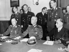 De doodsstrijd van nazi-Duitsland: van de laatste verjaardag van Hitler tot de capitulatie