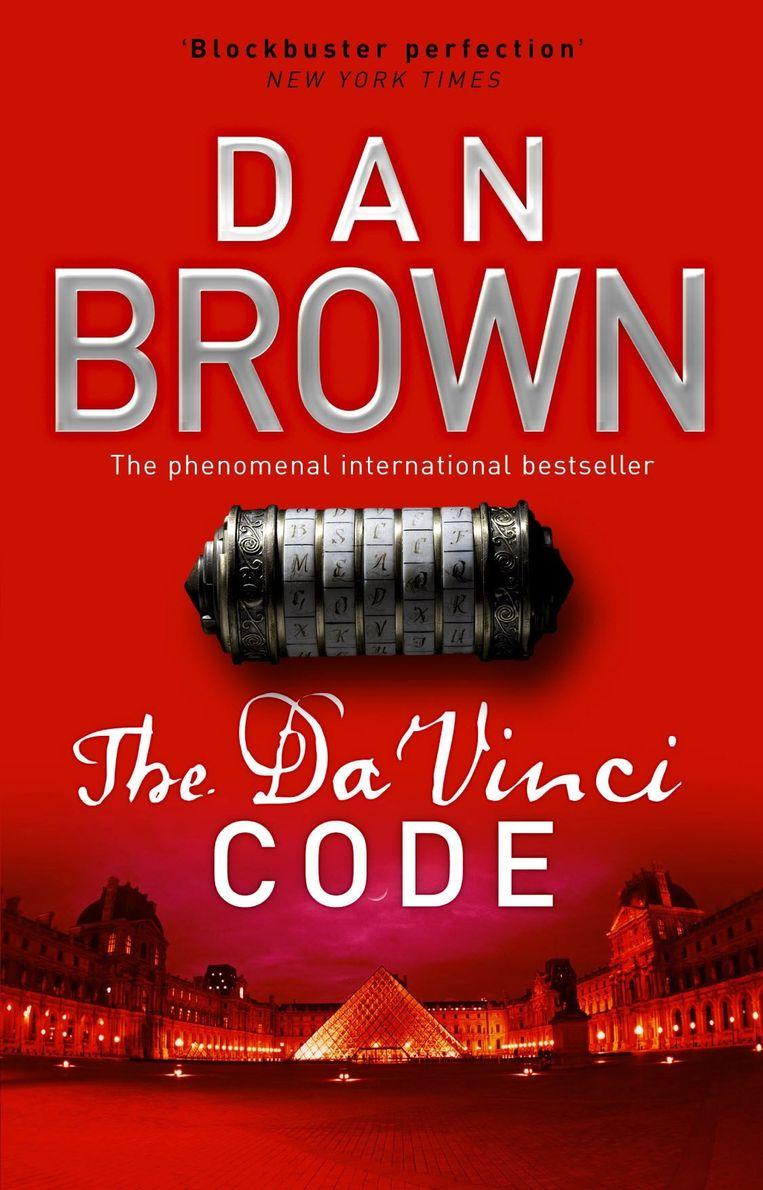 'Het enige boek dat ik van kaft tot kaft gelezen heb, is The Da Vinci Code van Dan Brown.' Beeld null