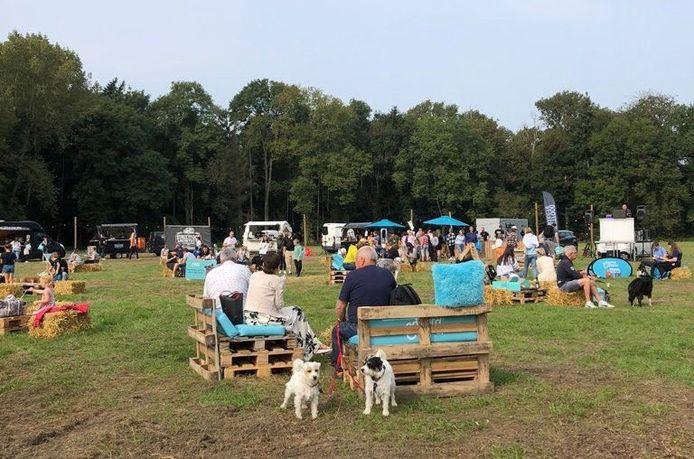 Tweede editie Meet 'n Treat gaat door op kasteeldomein in Humbeek (Grimbergen)