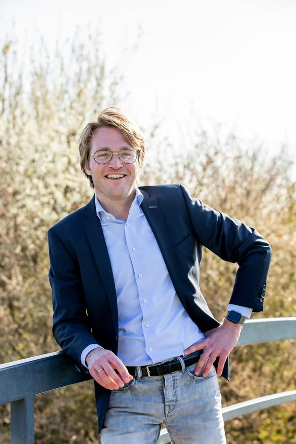 Maarten de Rooij.