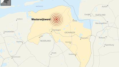 """Groningen getroffen door aardbeving met kracht van 3,4: """"Ik voelde het huis bewegen"""""""